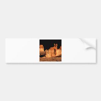 Rocks Goblin Valley Utah Bumper Sticker