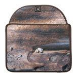 Rocks In Logs Sleeve For MacBooks