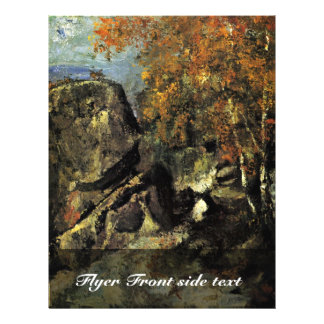 Rocks In The Forest Of Fontainebleau Flyers