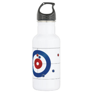 Rocks in the house stainless steel water bottle