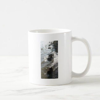 Rocks In The River By Bernadette Sebastiani Mug