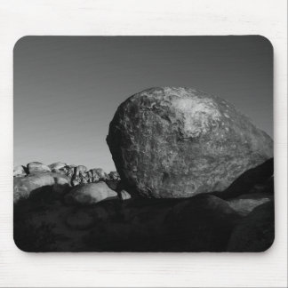 Rocks Landscape Nature Art Mouse Pad
