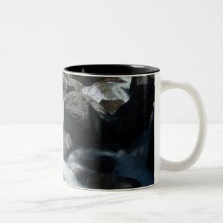 Rocks - Merced River Coffee Mug