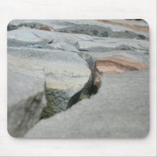 rocks mouse pad