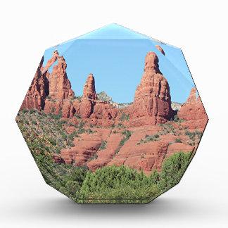Rocks near Sedona, Arizona,USA 2 Awards