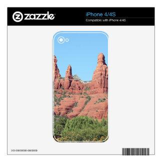 Rocks near Sedona, Arizona,USA 2 iPhone 4 Skins