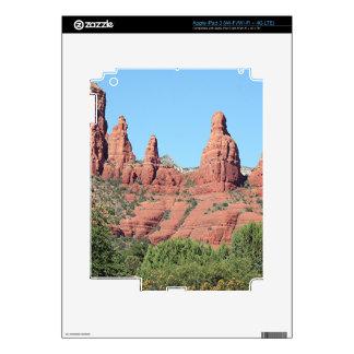 Rocks near Sedona, Arizona,USA 2 Skins For iPad 3