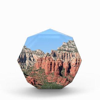 Rocks near Sedona, Arizona,USA 3 Award