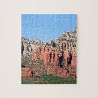 Rocks near Sedona, Arizona,USA 3 Jigsaw Puzzle