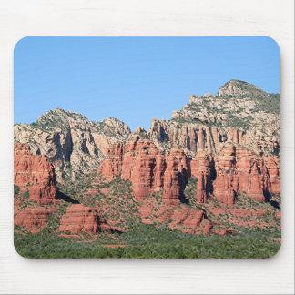 Rocks near Sedona, Arizona,USA 3 Mouse Pad