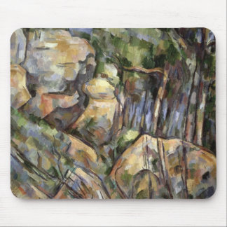 Rocks near the Caves below the Chateau Noir, c.190 Mouse Pad