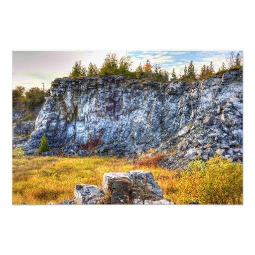 rocks of rockland photo art