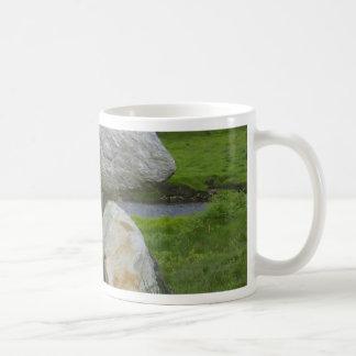 Rocks On Glen River In Ireland Mug