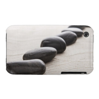 Rocks on sand iPhone 3 Case-Mate cases