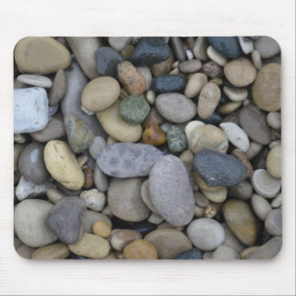 Rocks on the Beach Mouse Pads