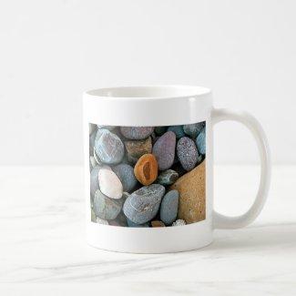Rocks pattern 1 mug