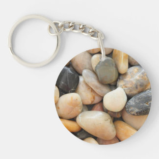 Rocks, Pebbles and Stones Keychain