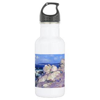 Rocks Point Reamer by Guy Rose 18oz Water Bottle