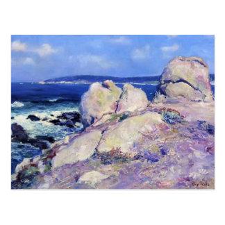 Rocks Point Reamer by Guy Rose Postcard