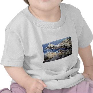 Rocks - Pt. Lobos State Preserve Shirt