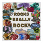 Rocks Really Rock Posters