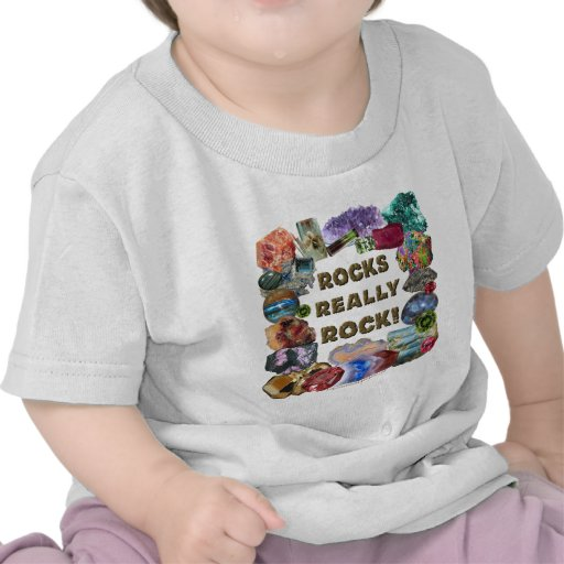 Rocks Really Rock Shirt