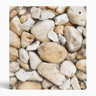 Rocks Rocks Rocks Binder