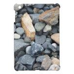 Rocks, stones, and gravel iPad mini cases