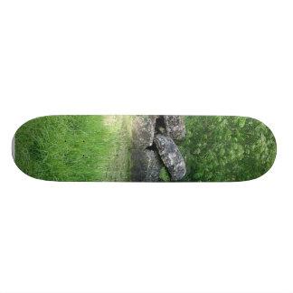 Rocks Tombs Passage Lough Gur Skate Board Decks