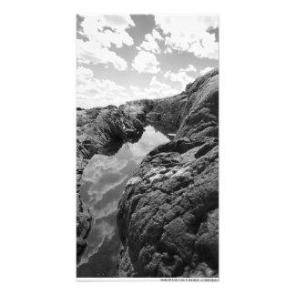 Rocks, Water, Sky Photo Art