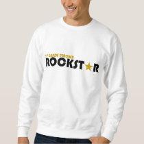 Rockstar - 3rd Grade Teacher Sweatshirt