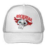 Rockstar 4 gorras