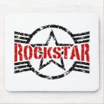 Rockstar Alfombrilla De Raton