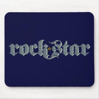 Rockstar clásico Mousepad