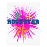RockStar Customized Letterhead