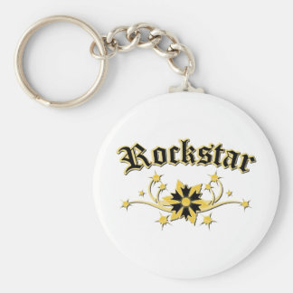 Rockstar Fashion Design Keychains