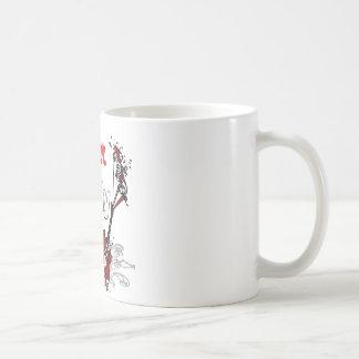 Rockstar Father Classic White Coffee Mug