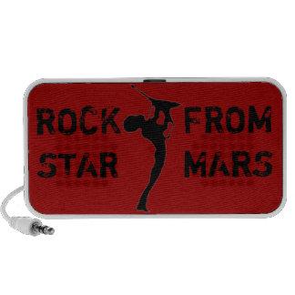 Rockstar from Mars Speakers
