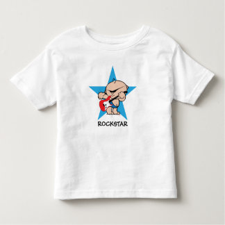 Rockstar graphic tee for boys