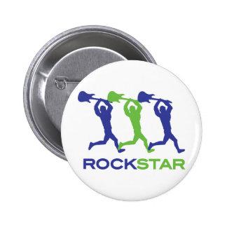 rockstar icon 2 inch round button