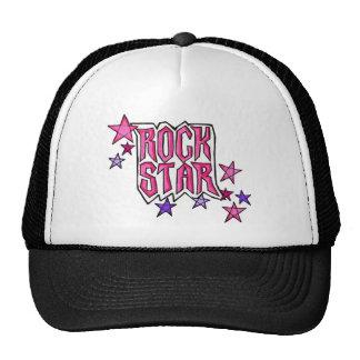RockStar in PInk Hat