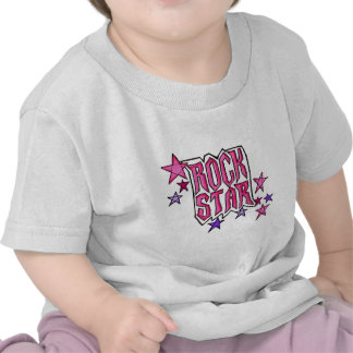 RockStar in PInk Shirts