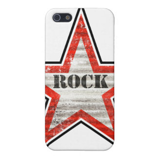 Rockstar iPhone Case (white background) Cover For iPhone 5