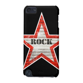 Rockstar iPod Touch Case (black background)