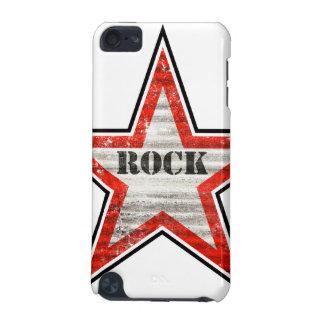 Rockstar iPod Touch Case (white background)