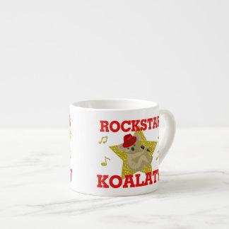 Rockstar Koalaty Singing Party Animal Espresso Cup