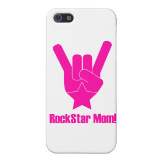 RockStar Mom! Cover For iPhone SE/5/5s