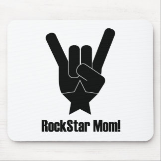 RockStar Mom! Mouse Pad