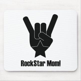 RockStar Mom! Mousepad