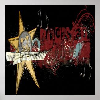 Rockstar - Poster